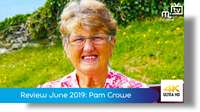 Review of June 2019: Pam Crowe