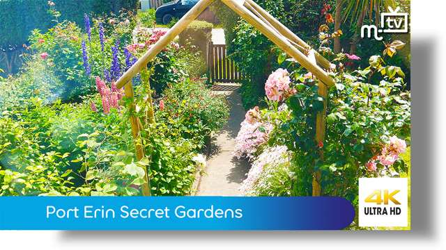 Preview of - Port Erin Secret Gardens & Hidden Treasures 2019