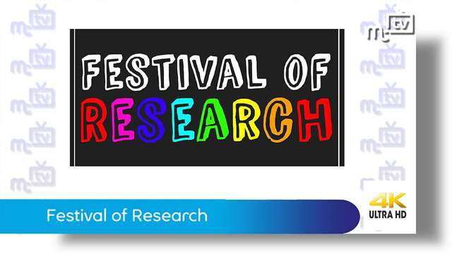 Preview of - Festival of Research