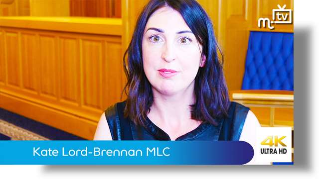 Preview of - Kate Lord-Brennan MLC steps down from DoI position