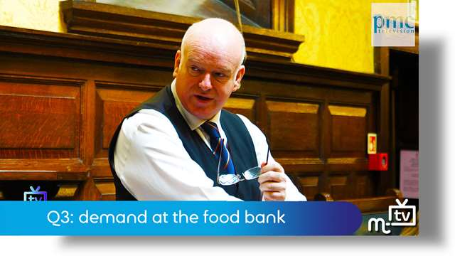 Preview of - Q3: demand at the food bank