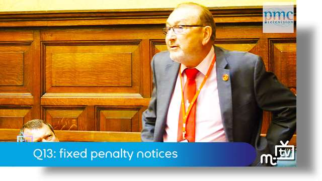 Preview of - Q13: fixed penalty notices