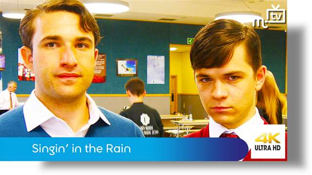 Preview of - Singin' in the Rain: Taylorian Productions