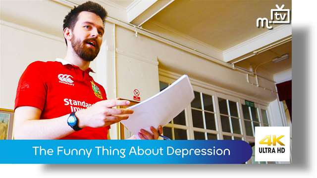 Preview of - The Funny Thing About Depression