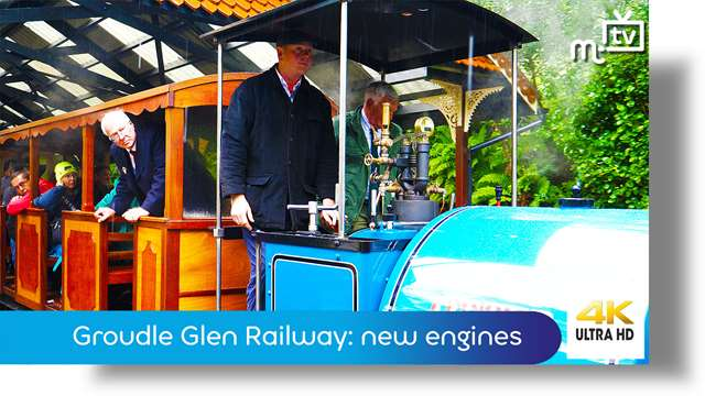 Preview of - Groudle Glen Railway: new engines