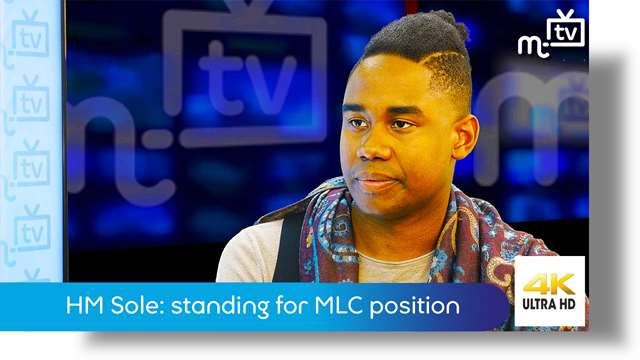 Preview of - HM Sole: standing for MLC position