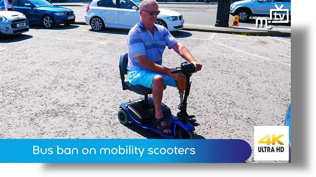 Preview of - Bus ban on mobility scooters