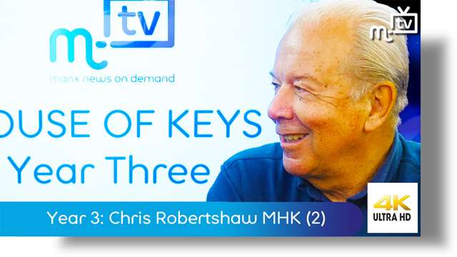 Preview of - Year Three: Chris Robertshaw MHK part two