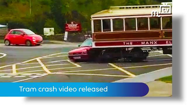 Preview of - Tram crash video released