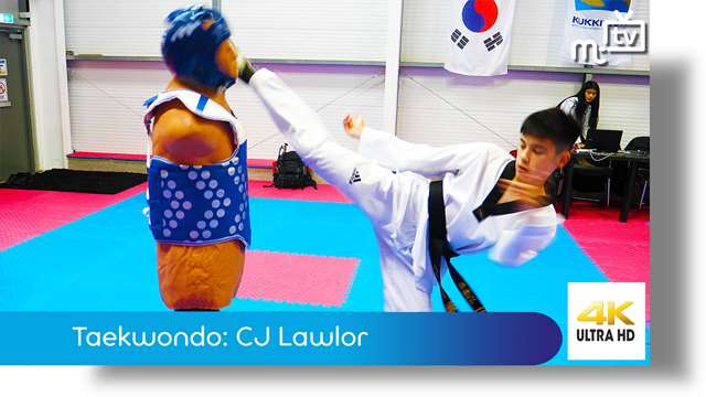 Preview of - CJ Lawlor: 2019 World Taekwondo Junior European championships