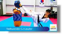 CJ Lawlor: 2019 World Taekwondo Junior European championships