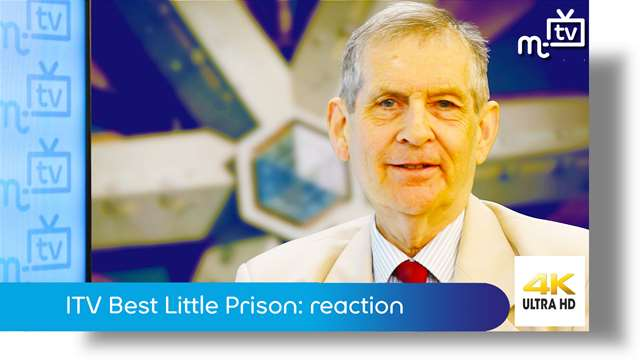 Preview of - The Best Little Prison: Strangeways governor reaction