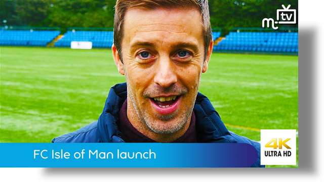 Preview of - FC Isle of Man launch