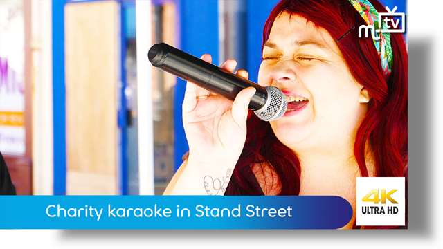 Preview of - Charity karaoke in Stand Street