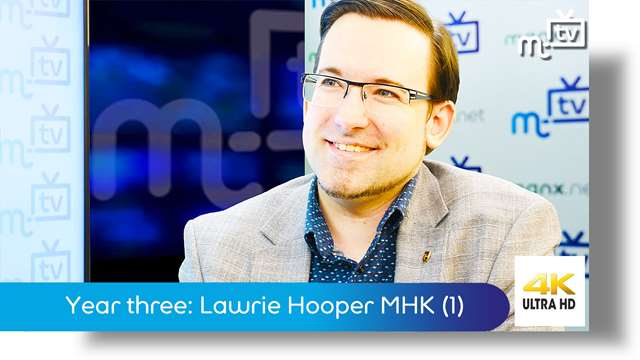 Preview of - Year three: Lawrie Hooper MHK part one