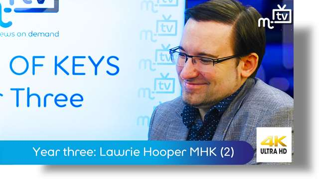 Preview of - Year three: Lawrie Hooper MHK part two