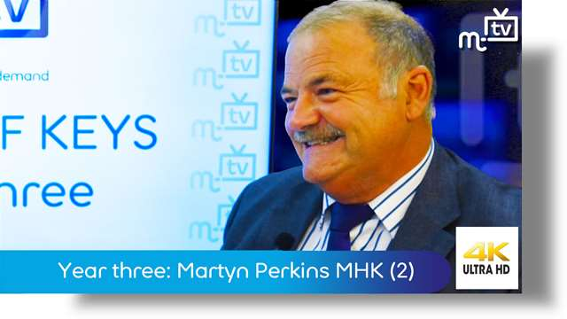 Preview of - Year three: Martyn Perkins MHK part two