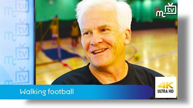 Preview of - Walking football