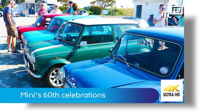 Preview of - Mini's 60th celebrations