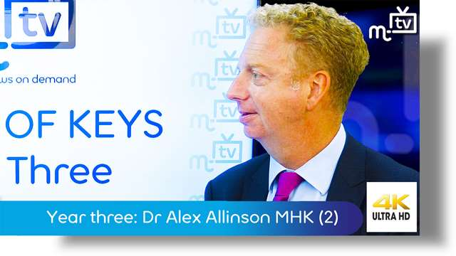 Preview of - Year three: Dr Alex Allinson MHK part two