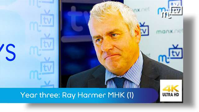 Preview of - Year three: Ray Harmer MHK part one