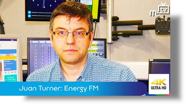 Preview of - Juan Turner: Energy FM