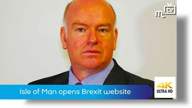 Preview of - Isle of Man opens Brexit website