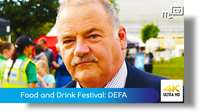 Food and Drink Festival: Martyn Perkins MHK
