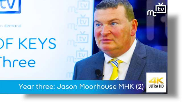 Preview of - Year three: Jason Moorhouse MHK part two