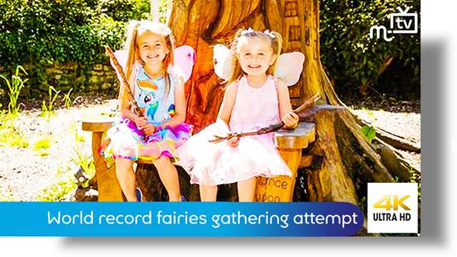 Preview of - Isle of Man world record fairies gathering attempt