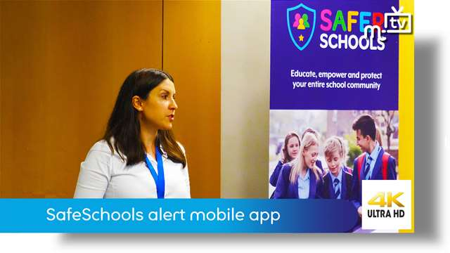 Preview of - SafeSchools alert mobile app