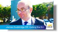 James Duddridge MP: Exiting the EU