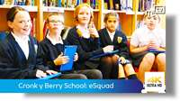 Cronk y Berry School: eSquad on safety App