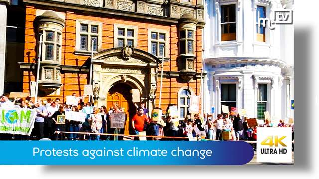 Preview of - Protests against climate change