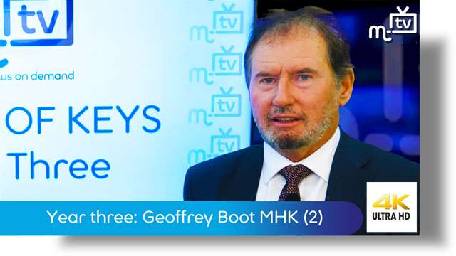 Preview of - Year three: Geoffrey Boot MHK part two