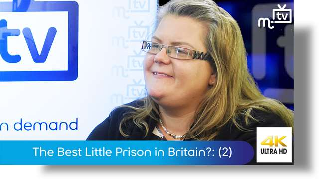 Preview of - The Best Little Prison in Britain?:  reaction (2)