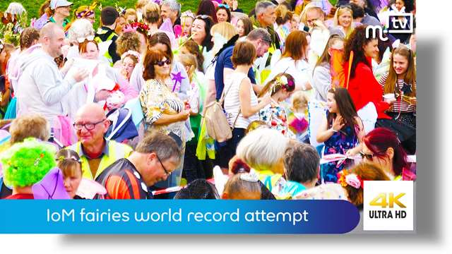 Preview of - Isle of Man fairies world record attempt