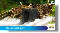 Floods: old Laxey