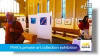 MHK's private art collection exhibition