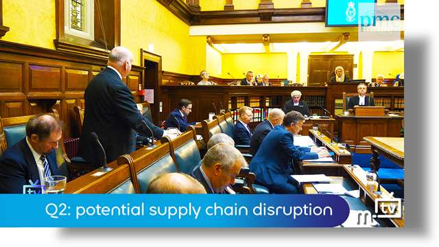 Preview of - Q2: potential supply chain disruption