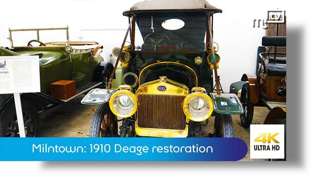 Preview of - Milntown: 1910 Deage restoration