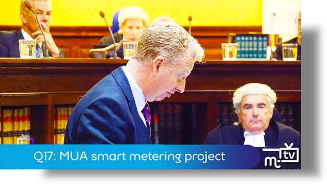 Preview of - Q17: MUA smart metering project