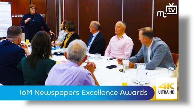 Preview of - Isle of Man Newspapers Excellence Awards 2019