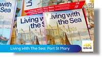 Living With The Sea: Port St Mary
