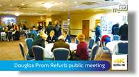 Douglas Prom Refurb public meeting
