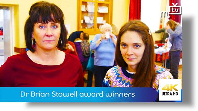 Preview of - Dr Brian Stowell award winners