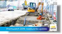 Promwatch 2019: November roadworks update