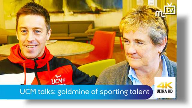 Preview of - UCM talks: goldmine of sporting talent