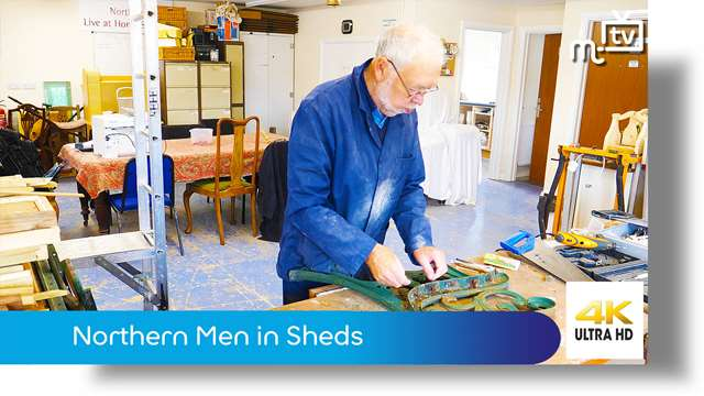 Preview of - Northern Men in Sheds