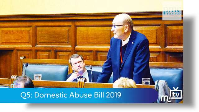 Preview of - Q5: Domestic Abuse Bill 2019
